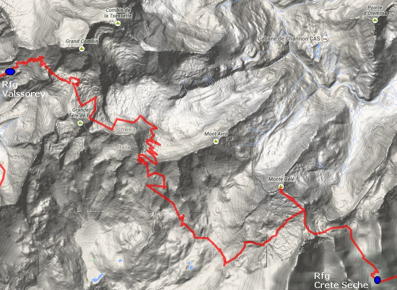 Zermatt Etape 2
